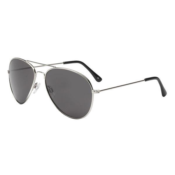 Sonnenbrille, ganzer Metallrahmen