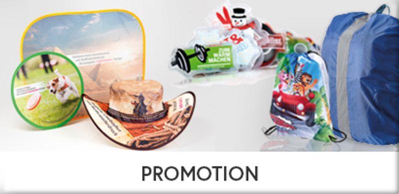 Promotion und Werbeartikel