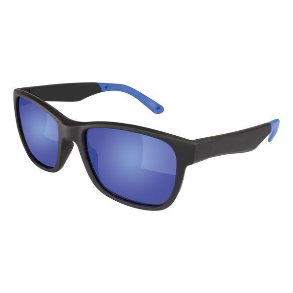 Sonnenbrille - Bügelenden in blau