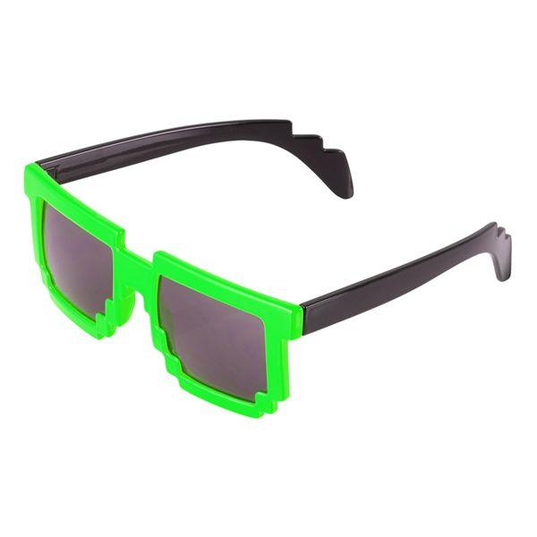 Pixel-Sonnenbrille mit UV-400 Schutz