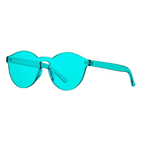 Sonnenbrille auf farbigem Acryl mit UV-400 Schutz