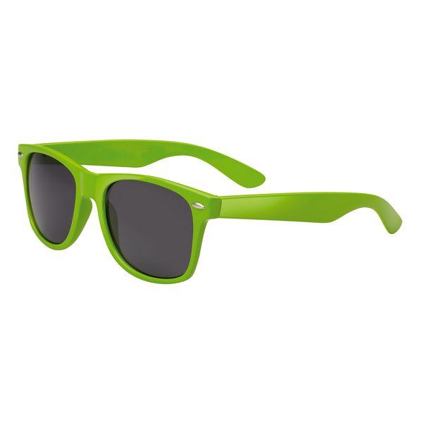 Agentenbrille, in grün