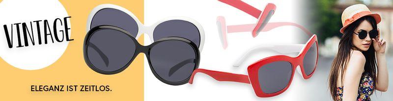Vintage-Brillen - Retro-Brillen