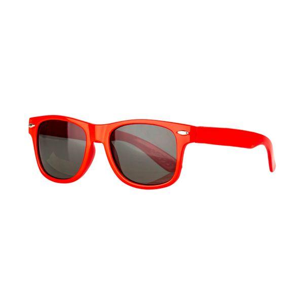 Agentenbrille für Kinder, rot