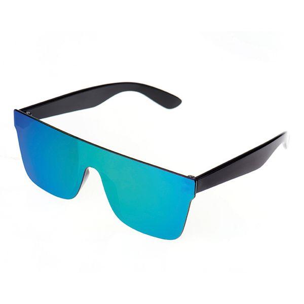Sonnenbrille extra flach mit großer Druckfläche