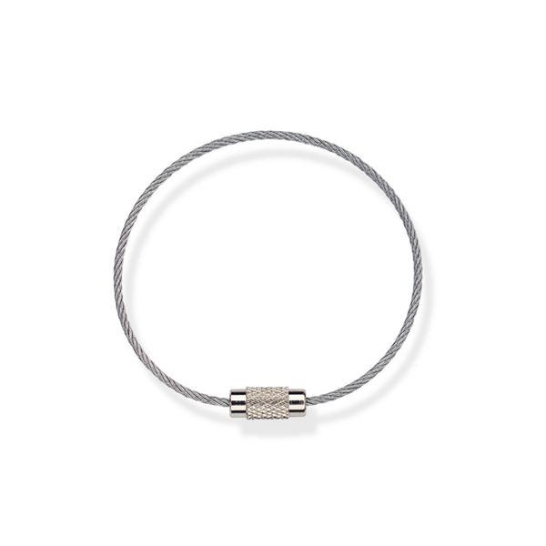 Metall-Ring mit Schraubverschluss