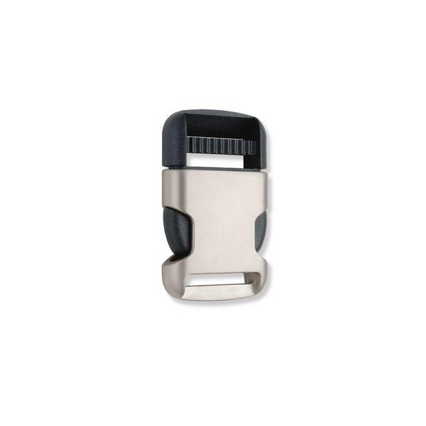 Kunststoff-Steckverschluss für 25 mm Lanyards