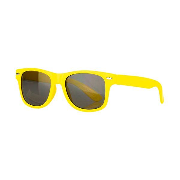 Agentenbrille für Kinder, gelb