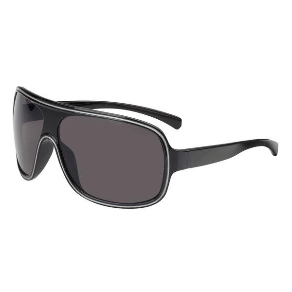 Sonnenbrille mit Zierstreifen