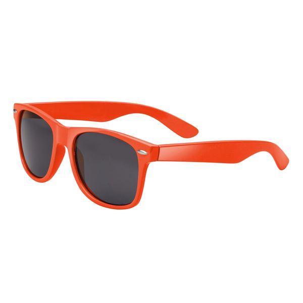 Agentenbrille, Gläser UV-400 Schutz