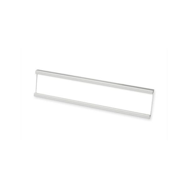 Aluminium-Profil, selbstklebende Rückseite
