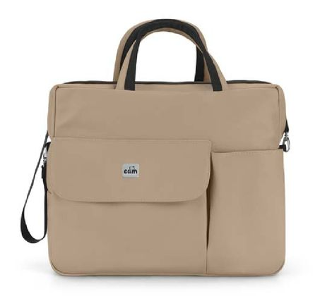 Τσάντα αλλαξιέρα Mila Beige Cam