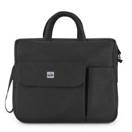 Τσάντα αλλαξιέρα Mila Black Cam