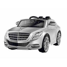 Ηλεκτροκίνητο Αυτοκίνητο 12V Mercedes-Benz S-Class ZP8003 Eva Wheels Cangaroo Silver 3800146252878