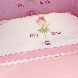 Σεντόνια Λίκνου (Σετ) Baby Oliver Fairy Dance 307