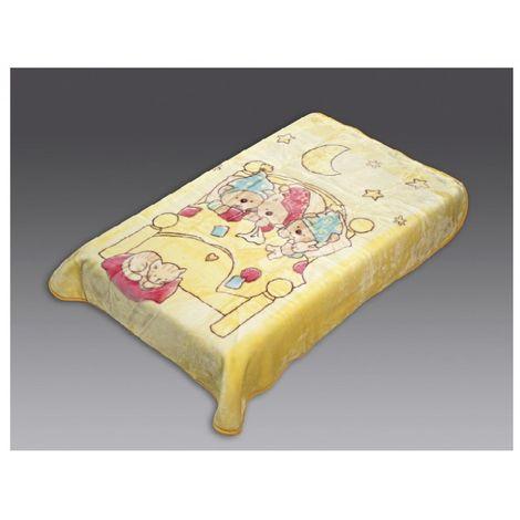 Κουβέρτα βρεφική βελουτέ 110Χ140 Beauty Home 5088