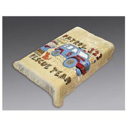 Κουβέρτα βρεφική βελουτέ 110Χ140 Beauty Home 5041