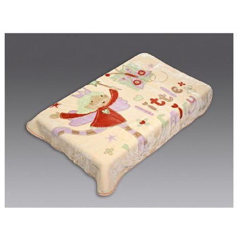 Κουβέρτα βρεφική βελουτέ 110Χ140 Beauty Home 5087