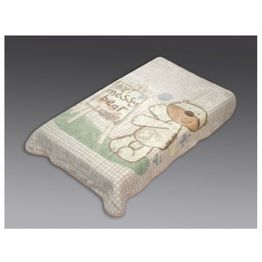 Κουβέρτα βρεφική βελουτέ 110Χ140 Beauty Home 5042