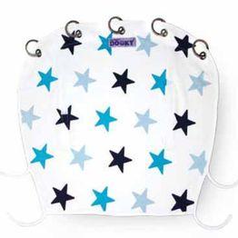 Ύφασμα Σκίαστρο Dooky - Blue Stars