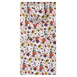 Viopros Κουβερλί Σετ Κούνιας Baby Cotton Άλιεν 120x160