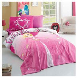 Beauty Home Παιδικά Σεντόνια Σετ 3 τεμ 160Χ240 Βαμβάκι 100% 6089