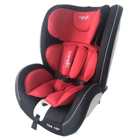 Κάθισμα αυτοκινήτου 4XG TOP Red Carello