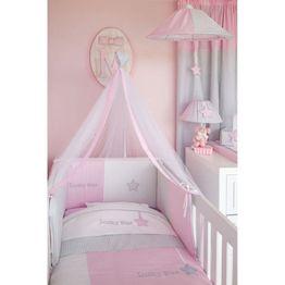 Baby Oliver Κουβέρτα fleece coral αγκαλιάς Lucky star pink des.308