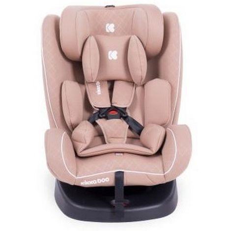 Κάθισμα αυτοκινήτου 0-36 Κιλά Orbital 360 Beige Kikka Boo