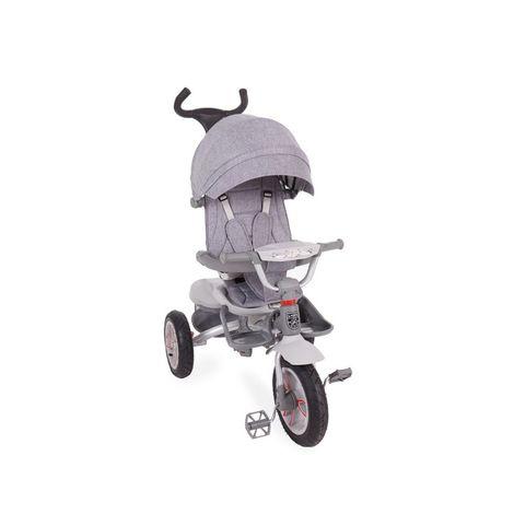 Τρίκυκλο ποδήλατο Zax Grey Kikka Boo