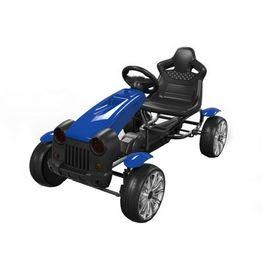 CANGAROO ΑΥΤΟΚΙΝΗΤΑΚΙ ΜΕ ΠΕΤΑΛΙΑ GO KARTΠοδοκίνητο Go-Cart – Byox Matador Blue