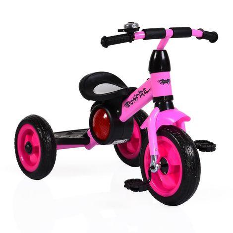 Τρίκυκλο Ποδηλατάκι Bonfire BW-158 Pink Byox