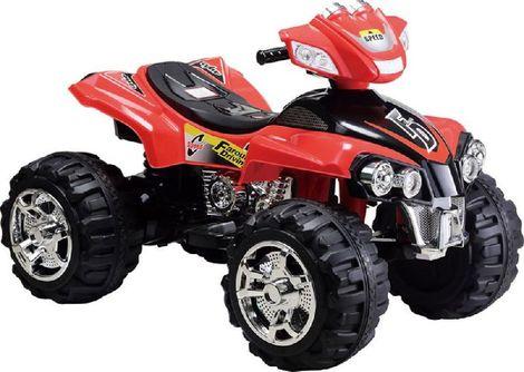 Ηλεκτροκίνητη Γουρούνα 12V ATV Speed ZP5128A Red Moni