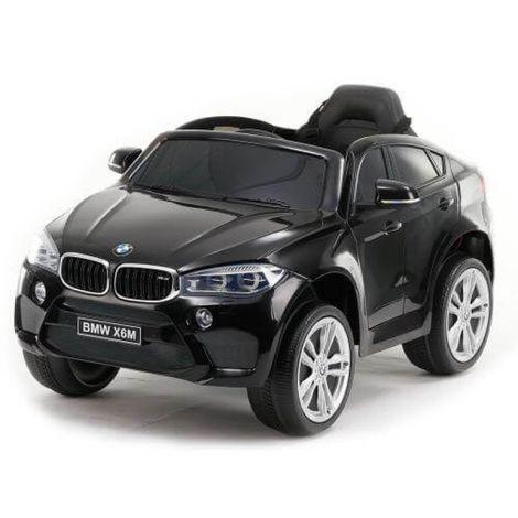 Ηλεκτροκίνητο Αυτοκίνητο 12V BMW X6 JJ2199 Black Moni