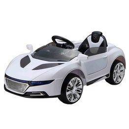 Ηλεκτροκίνητο Αυτοκίνητο A228 White 6V Moni