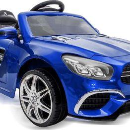 Ηλεκτροκίνητο αυτοκίνητο 12V SL63 Blue Moni