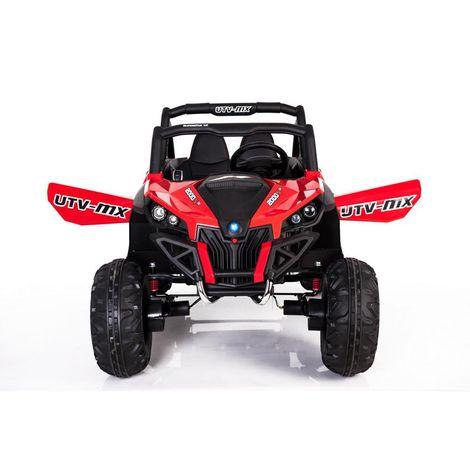 Ηλεκτροκίνητο όχημα με φώτα Led Superstar Red Moni