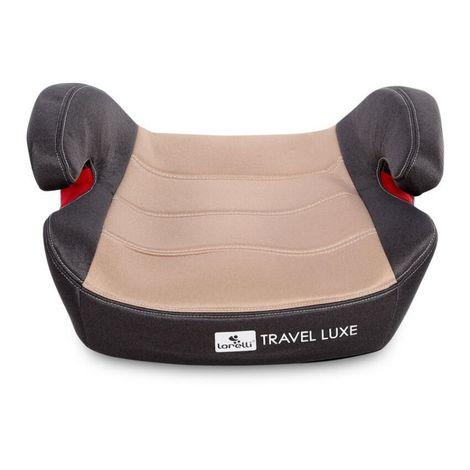 Lorelli Παιδικό κάθισμα αυτοκινήτου Travel Luxe Isofix 15-36kg Beige