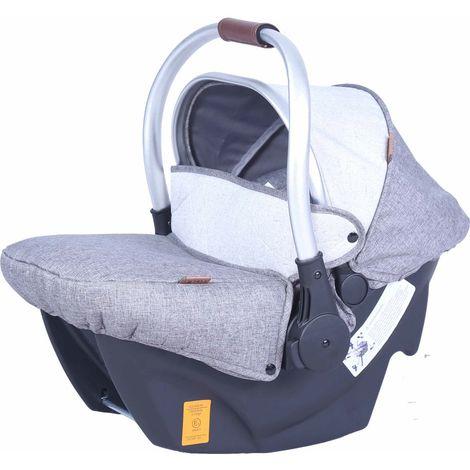 Βρεφικό κάθισμα αυτοκινήτου Cocoon 0+ Silver Grey 0-13kg Carello