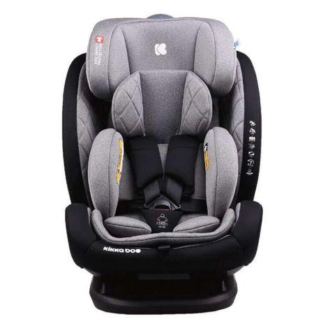 Κάθισμα Αυτοκινήτου Multistage 0-36kg Isofix Dark Grey Kikka Boo