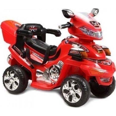 Ηλεκτροκίνητη Μηχανή 6Volt B021 Red Cangaroo