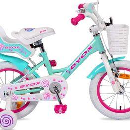 Παιδικό Ποδήλατο Byox Cupcake 14