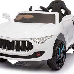 Ηλεκτροκίνητο Αυτοκίνητο Mercury RBT-558 White Cangaroo
