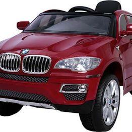 Ηλεκτροκίνητο Αυτοκίνητο BMW X6 12V R/C JJ258 Red Cangaroo