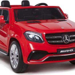 Ηλεκτροκίνητο Αυτοκίνητο Mercedes Benz GLS63 AMG HL228 Red Cangaroo