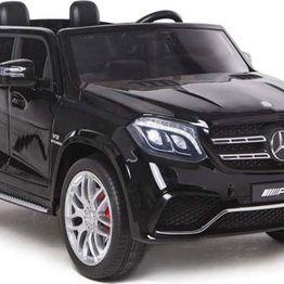 Ηλεκτροκίνητο Αυτοκίνητο Mercedes Benz GLS63 AMG HL228 Black Cangaroo