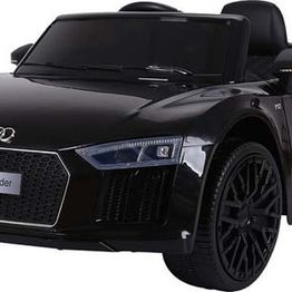 Ηλεκτροκίνητο Αυτοκίνητο Audi Spyder R8 12V JJ2198 Black Cangaroo