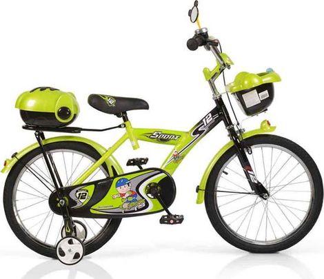 """Παιδικό Ποδήλατο 2070 20"""" Green Cangaroo"""