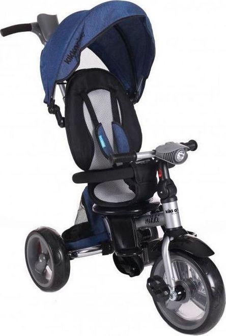 Ποδηλατάκι Τρίκυκλο Nikki 3 in 1 360o Blue Kikka Boo