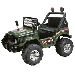 Just Baby Ηλεκτροκίνητο Jeep Green 12volt